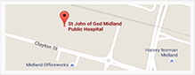 Location and Directions - Midland Orthopaedic